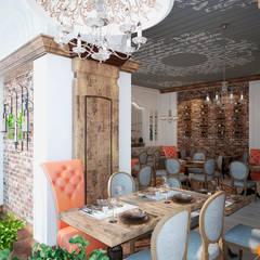 Дизайн интерьера ресторана в Киеве: Коммерческие помещения в . Автор – Art-i-Chok