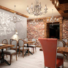 Красивый дизайн ресторана фото: Ресторации в . Автор – Art-i-Chok