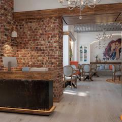 Ресепшн - дизайн ресторана в Киеве: Ресторации в . Автор – Art-i-Chok