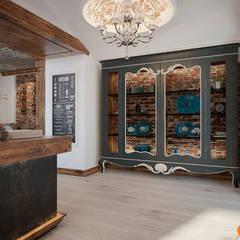 Дизайн интерьера коммерческих помещений: Коммерческие помещения в . Автор – Art-i-Chok