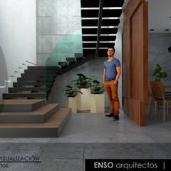 Tangga oleh Enso Arquitectos, Modern