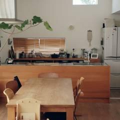 キッチン作りのはじまり: 注文家具屋 フリーハンドイマイが手掛けたキッチン収納です。