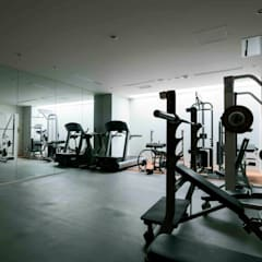 Gym by JWA,Jun Watanabe & Associates