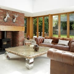 Private Residence:  Conservatory by absolute interior design ltd