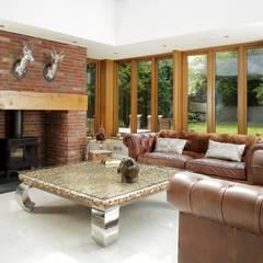Luxury Orangery:  Conservatory by absolute interior design ltd