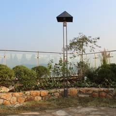 옥상정원_반포 아크로빌 펜트하우스 옥상 정원 프로젝트 에클레틱 정원 by (주)더숲 에클레틱 (Eclectic)