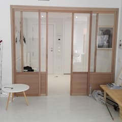 Sliding doors by MUEBLES ARROYO,S.L.