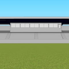 Estadios de estilo  por PE. Projectos de Engenharia, LDa