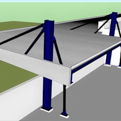 ستاد رياضي تنفيذ PE. Projectos de Engenharia, LDa
