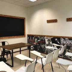 El Plató de Cinema: Escuelas de estilo  de Estudi Aura