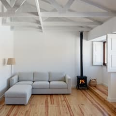 Woonkamer door arriba architects