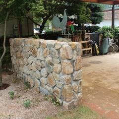 주택정원_경기도 용인 동천동 단독주택 정원 프로젝트 에클레틱 정원 by (주)더숲 에클레틱 (Eclectic)