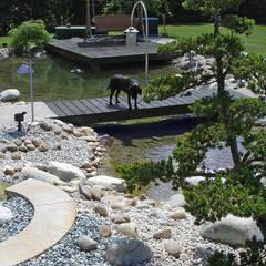 Lagos e Lagoas de jardins  por RAUCH Gaten- und Landschaftsbau GbR