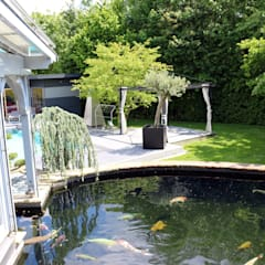 Mares et étangs de style  par RAUCH Gaten- und Landschaftsbau GbR