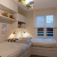 Nursery/kid's room by Gumuzio&MIGOYA arquitectura e interiorismo
