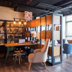 Office buildings by IKLIMA SENOL ARCHITECTURAL- INTERIOR DESIGN & CONSTRUCTION
