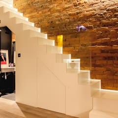 Stairs by Timothy James Interiors