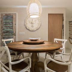 غرفة السفرة تنفيذ Coletânea Arquitetos