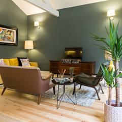 Living room by daniel Matos fernandes
