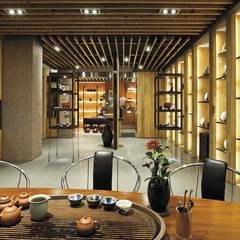 主接待區:  商業空間 by 贏特室內裝修工程有限公司  Winner Interior Design