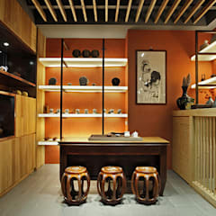 副接待室:  商業空間 by 贏特室內裝修工程有限公司  Winner Interior Design