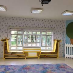 onur içmimarlık – Rukiye Urhan Anaokulu :  tarz Okullar