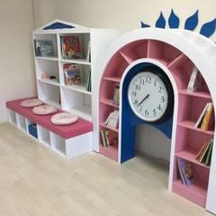 onur içmimarlık – Kütüphane:  tarz Okullar