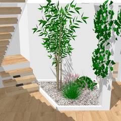 Jardines de invierno de estilo moderno por ORCHIDS LOFT