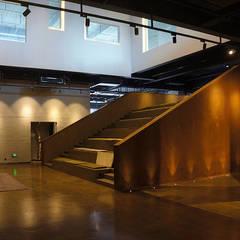 Treppe in Rost:  Treppe von Der Rieger Exclusiv