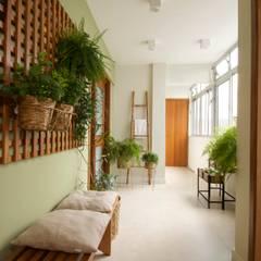 Jardines de invierno de estilo  por TS Projetos