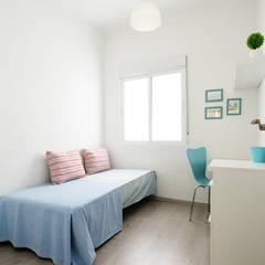 Reformar para alquilar: Dormitorios infantiles de estilo  de Noelia Villalba