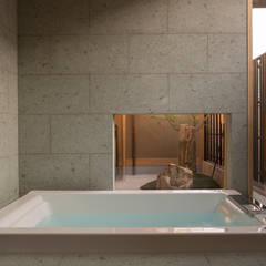 ART GALLERY  逢友: 一級建築士事務所 (有)BOFアーキテクツが手掛けたスパ・サウナです。