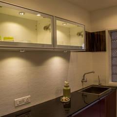 POISE House Design:  Kitchen units by Poise