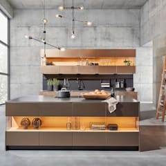 We recommend real materials:  Built-in kitchens by CasaLife