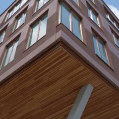 IJside:  Prefab woning door TEKTON architekten