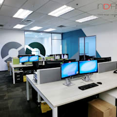 http://www.indfinitydesign.com/index.php/malaysia-infinity-design-projects/commercial/office.html:  Offices & stores by inDfinity Design (M) SDN BHD, Modern