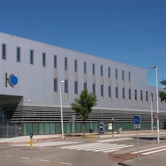Headquarters Koopman International:  Kantoor- & winkelruimten door TEKTON architekten