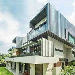 Casas modernas de MJ Kanny Architect Moderno