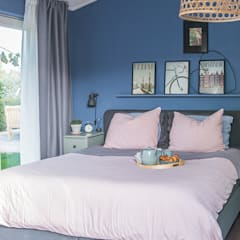 licetto in de kleur greek sky slaapkamer door pure original