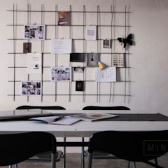 Study/office by MINIMAL di Casini Roberta