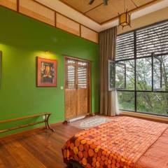 tropische Schlafzimmer von MJKanny Architect