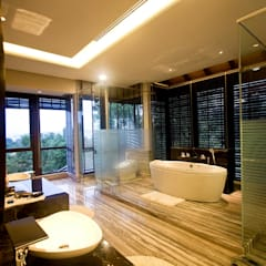 Bathroom by MJKanny Architect