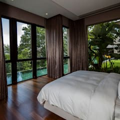 Bedroom by MJKanny Architect,