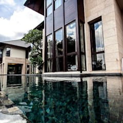 Pool by MJKanny Architect