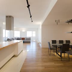 Kitchen by GD Architetture