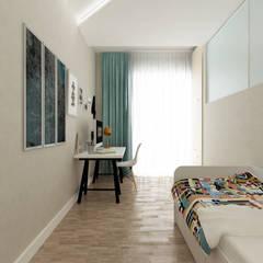 CASA CC: Stanza dei bambini in stile  di De Vivo Home Design