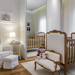 Baby room by okha arquitetura e design