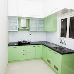 :  Kitchen units by U and I Designs