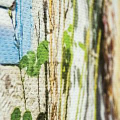 Dijivol Duvar Kağıtları – Dokulu Duvar Kağıdı / Alaçatı:  tarz Duvarlar