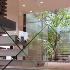 Treppe:  Treppe von Cluster Architekten / Inkognito